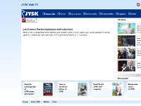 statistik för jysk - About JYSK