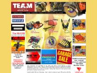 Fire rescue tools time tested and trusted by Team