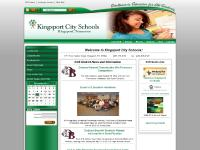k12k.com Kingsport City Schools, school, website