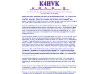 K4HVK.COM - Ham Radio Links - Amateur Radio Links - Linux Links - Ham Radio Links for Linux - Linux Information - Unusual Links
