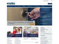 Kaba - Controlo de acesso, Controlo de presença, Sistemas defecho