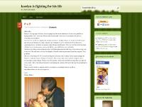 kaedyn is fighting for his life