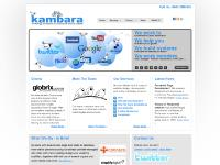 kambara.co.uk SEO, web site design, social media