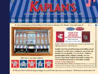 kaplanawning.com Kaplan's Enterprises, Awnings, Interior Window Treatments