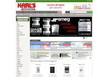 Home Appliances: Save on Kitchen & Home Appliances at Karl's Appliance NJ | Brands: