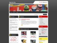 Loja virtual foi inaugurada!, , Motor 13 HP, Kart Mini com Parilla