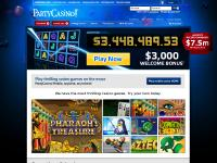 PartyCasino.com ‐ Play Casino Games Online – No Download