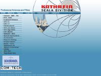 kathrein-scala.com antennas, Kathrein, Scala