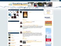 kayaking.com My Page, Reviews, Groups