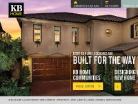 KB homes by KB Home - New Home Builders - (www.kbhomes.com) - California, Texas,