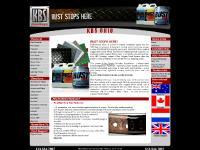 KBS Ohio - KBS Coatings - Stop Rust - Gas Tank Sealer