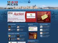 kcisradio.com Am 630, 105.3 FM, Streaming