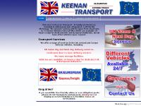 Keenan Transport - Keresely, Coventry - Transport Services