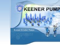 Grinder Pump, Sewage Effluent Pump - KEENER GRINDER PUMPS