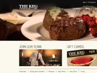 kegsteakhouse.com