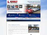 Welcome - Keighley School of Motoring