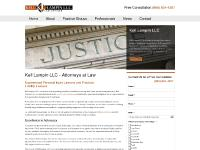 Mesothelioma Litigation and Serious Injury Cases | Kell Lampin LLC