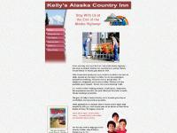 Kelly's Alaska Country Inn -- a motel at the end of the Alaska Highway in Delta Junction, Alaska