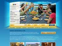 Kemah Boardwalk Hotel | Boardwalk Inn | Galveston Bay, Texas