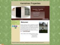 Kemshirer Apartments - Zanesville Ohio Apartments, Dresden, Nashport (Zanesville rental properties)