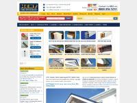 uPVC Fascias | PVC Soffits | Plastic Guttering | Skirting Boards