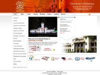 People, Vice Chancellor's Desk, Departments and Centres, Affiliated Colleges