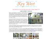 Keywest-Bermuda, Keywest Vacation Home Rental