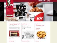 kfc.ca KFC, Kentucky Fried Chicken, So Good