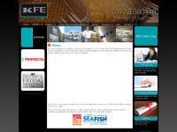KFE: Kiremko & Perfecta fish & chip ranges | chip shop equipment