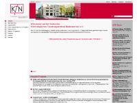 kfn.de Organisation, Forschungsbereiche und Projekte, Publikationen