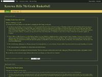 khms7bball.blogspot.com Calendar Page, 2:07 PM, 0 comments
