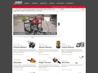 Kiam Products - Kiam Products - cleaning & gardening equipment, Pressure Washer,