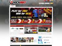 kick2010.com football betting, best odds, flash games