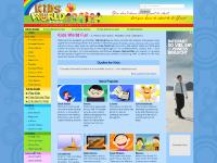 Kids World Fun - Short Stories, Poems, Kids Games, Funny Pictures, Art Craft Activities