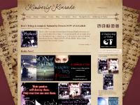 kimberlykinrade.com Kimberly Kinrade on Linkedin, Kimberly's book montage, book reviews