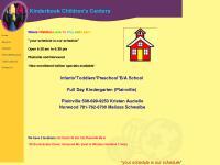 Kinderbook Children's Centers