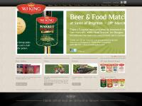 WJ King | Handcrafted real ales based in Horsham