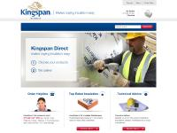 KingspanDirect - Makes buying insulation easy