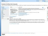 kinokai.de: Kritiken, Kommentare, Bewertungen zu aktuellen und älteren Filmen in der Film & Kino Community