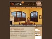 Plantation Shutters | Custom Shutters | Interior Shutters | Custom Hardwood Shutters by Kirtz