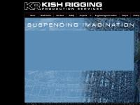 Kish Rigging, Inc. - Production Services - Ventura County, California :::