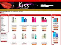 KISS PERFUMES E COSMETICOS
