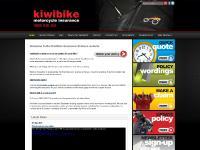 Kiwibike Motorcycle Insurance - Welcome to the Kiwibike Insurance Brokers website