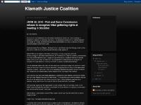 klamathjustice.blogspot.com 2:55 PM, 0 comments, 10:54 PM