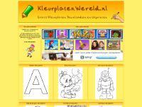 kleurplatenwereld.nl Kleurplaten Download Downloaden Gratis Free Alfabet Baby's Beroepen Bob De Bouwer Boerderij Carnaval Circus Dieren Dinosaurussen Elfj