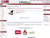 tooling systems, turf equipment tools, agricultural equipment tools, diesel truck tools