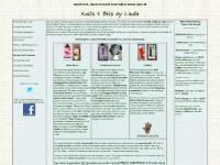 Fashion Accessories Department, Kitchen - Bath Department, Silk Floral Department, Our Business Info