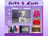 Knits and Knots, Dover, embriodery, knitting, bags, quilts,wedding, baby, toys, blankets