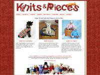 Knitted Teddy Bears, Knitted Toy Patterns, Knitted Dog Coats & Accessories