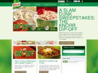 knorr.com Knorr, Knorr, Unilever